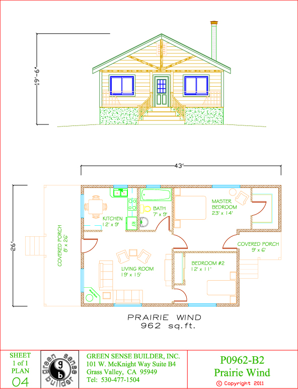 Western homes sip structural insulated panels sip home for Sip house plans