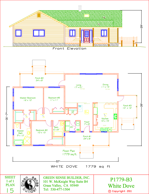 Sip home packages colorado for Structural insulated panel home plans